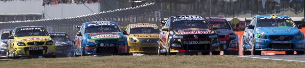 Event 13 of the 2014 Australian V8 Supercar Championship Series