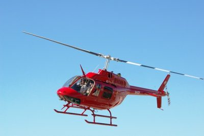 Phillip Island Helicopters new Bell JetRanger