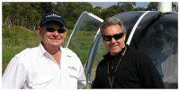 Ian Batton, Chief Pilot, Phillip Island Helicopters
