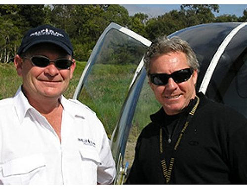 News from the Chief Pilot