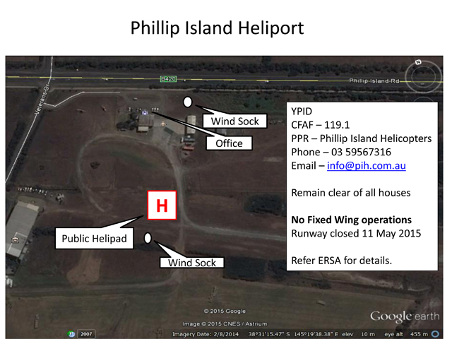 Phillip Island Heliport